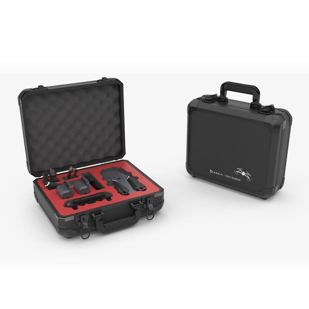 Adam Elements Aluminium Case 8 in 1 - алуминиев кейс 8 в 1 за DJI Mavic Pro (черен)
