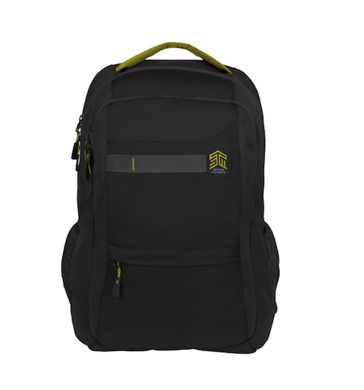 STM Trilogy Backpack - елегантна и стилна раница за MacBook Pro 15 и лаптопи до 15 инча (черен)