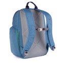 STM Kings Backpack - елегантна и стилна раница за MacBook Pro 15 и лаптопи до 15 инча (син) 5
