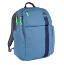 STM Kings Backpack - елегантна и стилна раница за MacBook Pro 15 и лаптопи до 15 инча (син) 2
