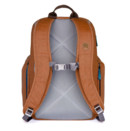 STM Kings Backpack - елегантна и стилна раница за MacBook Pro 15 и лаптопи до 15 инча (кафяв) 4