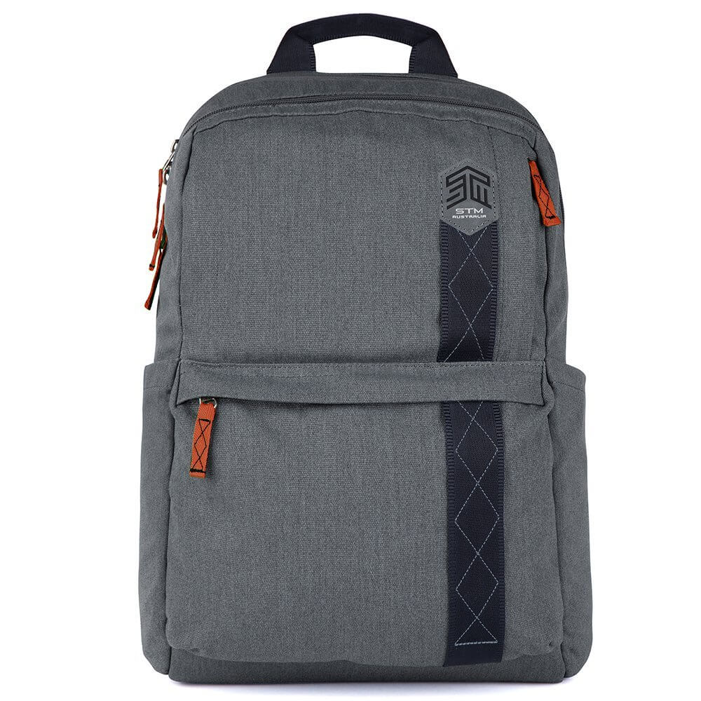 STM Banks Backpack - елегантна и стилна раница за MacBook Pro 15 и лаптопи до 15 инча (сив)