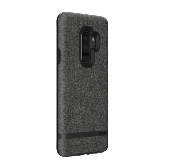 cheap for discount 67080 1af1f Incipio Carnaby Case Design Series - дизайнерски удароустойчив кейс за  Samsung Galaxy S9 plus (сив)