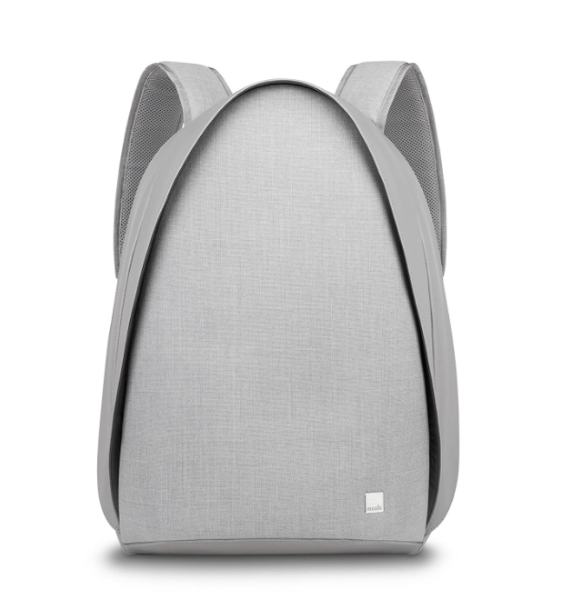Moshi Tego Backpack - луксозна раница за Macbook Pro 15 и лаптопи до 15 инча (сив)
