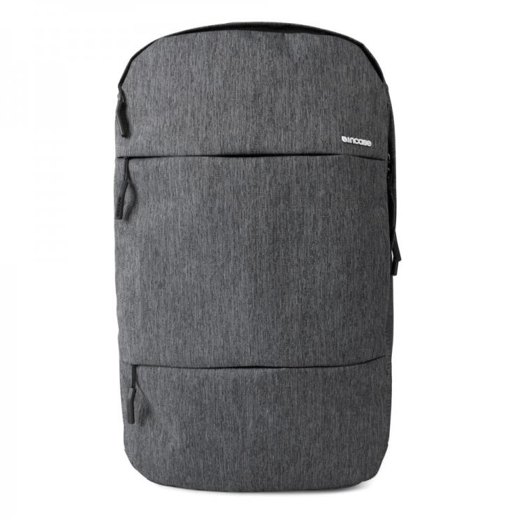 Incase City Backpack - елегантна и стилна раница за MacBook Pro 15, 17 инча и лаптопи до 17 инча (тъмносив)