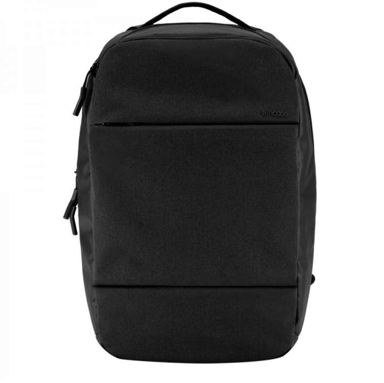 Incase City Compact Backpack For Laptops Up To 15-Inch - Black