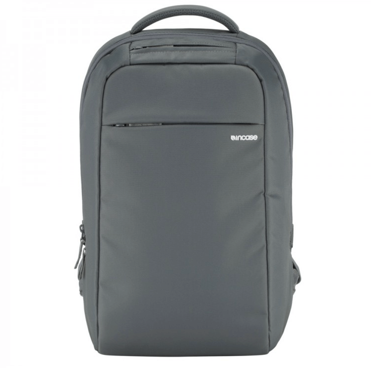 Incase ICON Lite Backpack - елегантна и стилна раница за MacBook Pro 15 и лаптопи до 15 инча (сив)
