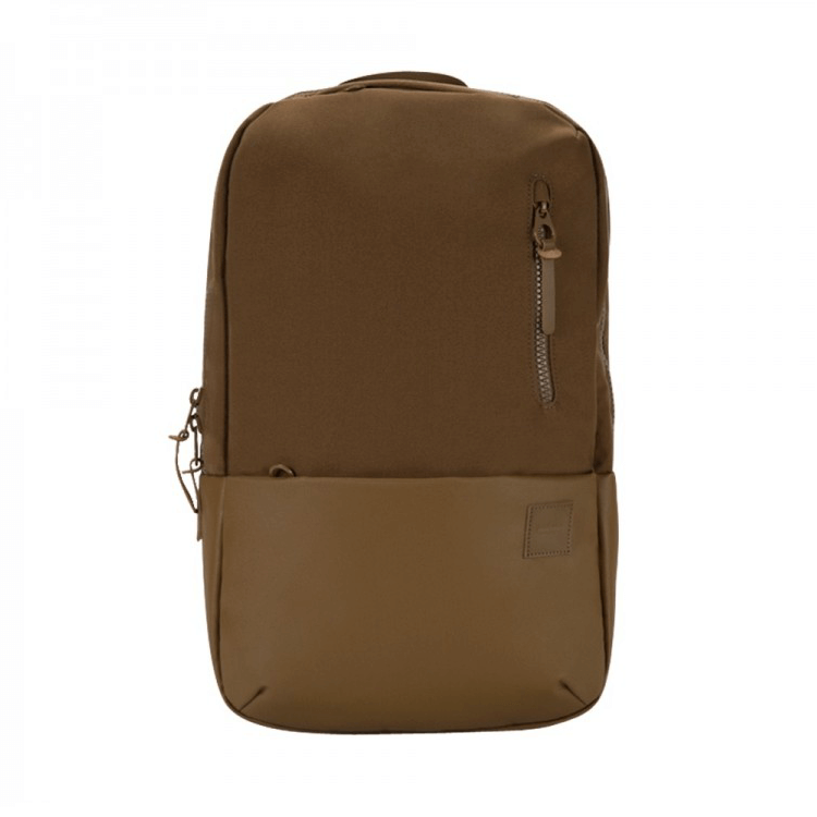 Incase Compass Backpack - елегантна и стилна раница за MacBook Pro 15 и лаптопи до 15 инча (кафяв)