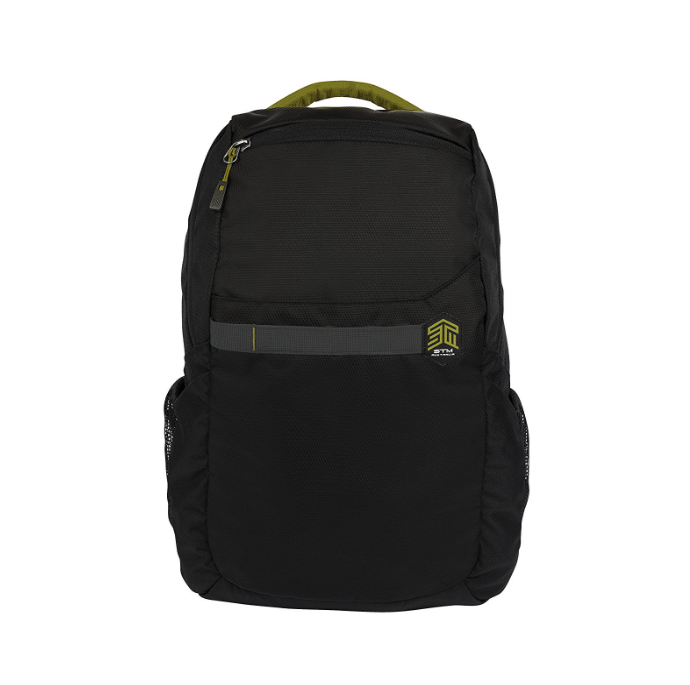 STM Saga Backpack - елегантна и стилна раница за MacBook Pro 15 и лаптопи до 15 инча (черен)