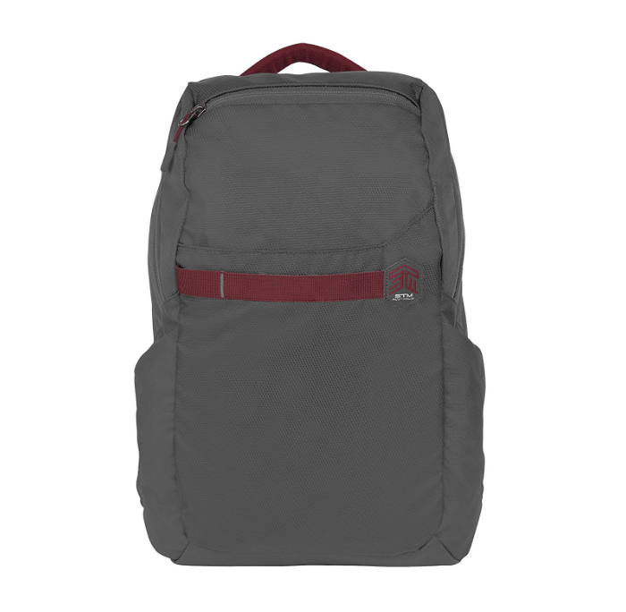 STM Saga Backpack - елегантна и стилна раница за MacBook Pro 15 и лаптопи до 15 инча (сив)