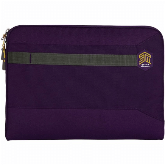 STM Summary Laptop Sleeve for laptops up to 15-inch purple