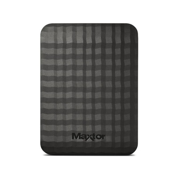 Seagate Maxtor M3 Portable Extеrnal HDD 2TB SuperSpeed USB 3.0 - външен хард диск 2TB (черен)