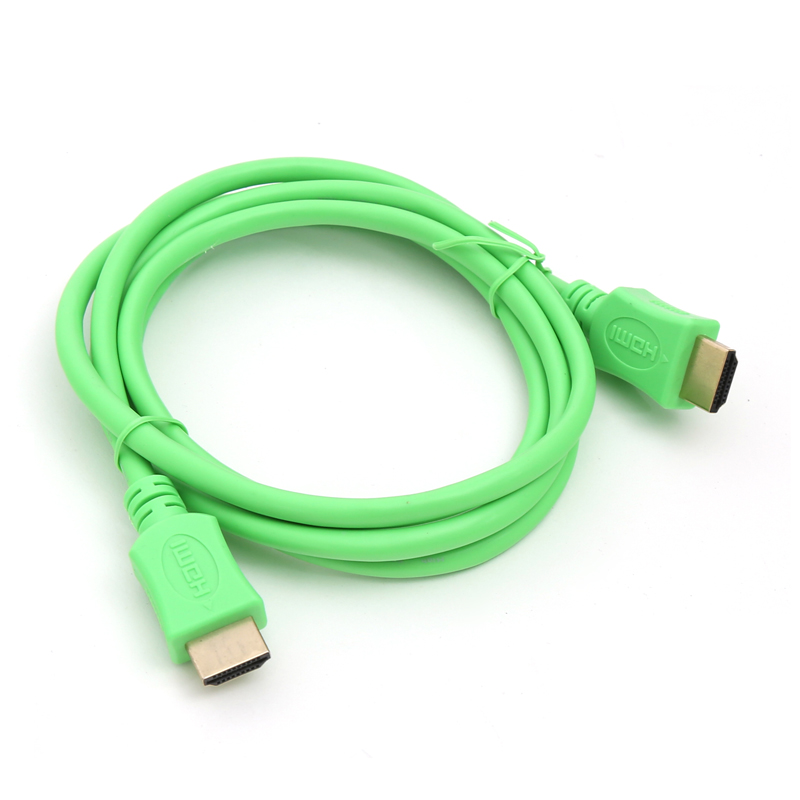 Omega HDMI Cable (1.5 meters) (green)