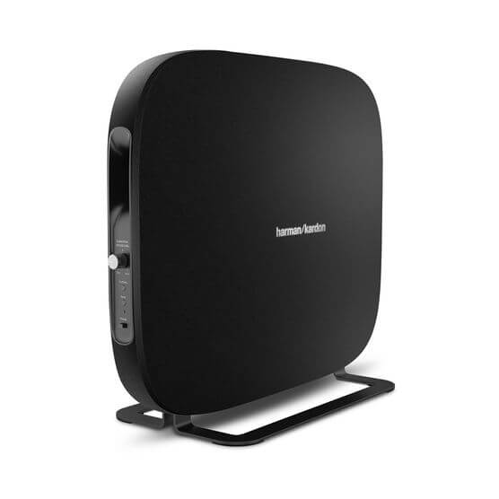 Harman Kardon Omni Bar Plus - безжичен HD саундбар (черен)