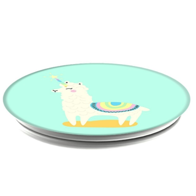 Popsockets Llamacorn (blue)