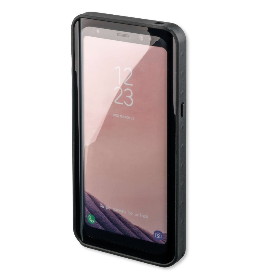 on sale 3a5e8 ad6e0 4smarts Waterproof Case Active Pro NAUTILUS - ударо и водоустойчив калъф за  Samsung Galaxy S9 Plus (черен)