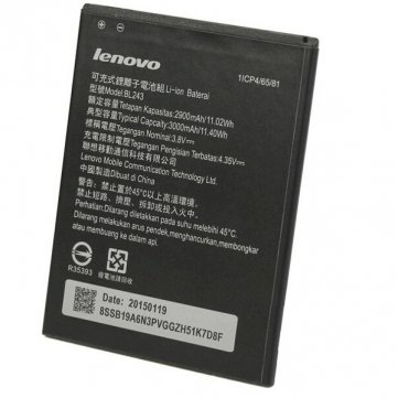 Lenovo Battery BL243 For A7000 And K3 Note