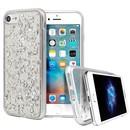 Prodigee Treasure Case - хибриден кейс с висока степен на защита за iPhone 8, iPhone 7 (сребрист)