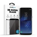 Prodigee 3D Super Glass for Samsung Galaxy Note 8 (black)