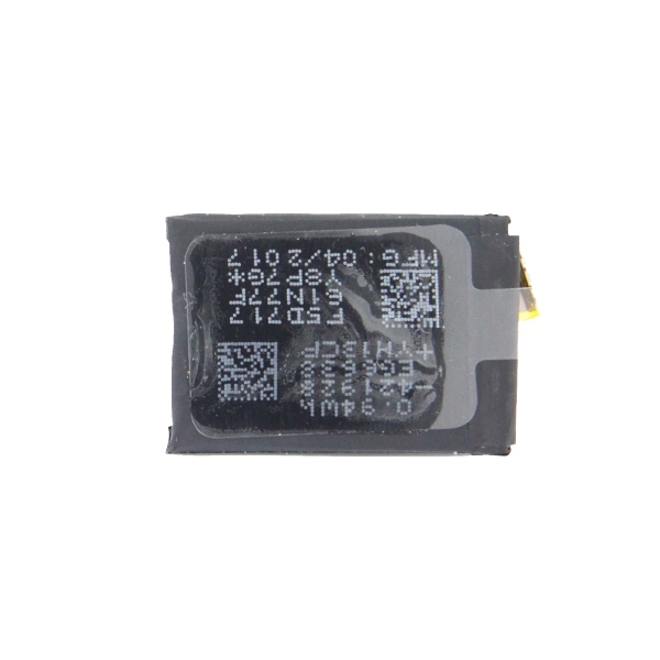 OEM Watch Battery Replacement for Apple Watch Series 1, 42 mm.