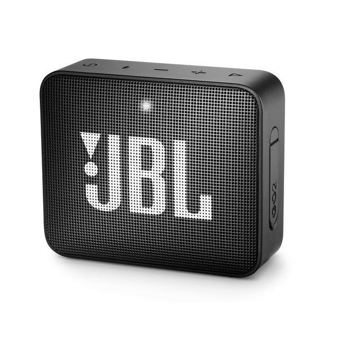 JBL Go 2 Wireless Portable Speaker - безжичен портативен спийкър за мобилни устройства (черен)