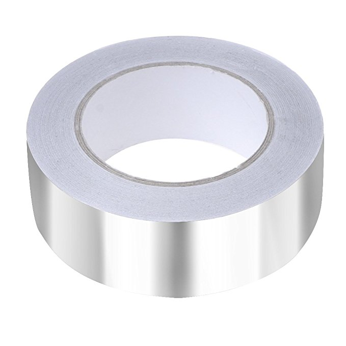Tin Foil High Temperature Tape 20mm. x 20 m.
