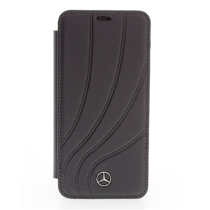 Mercedes-Benz New Organic II Booktype Case for Samsung Galaxy S9