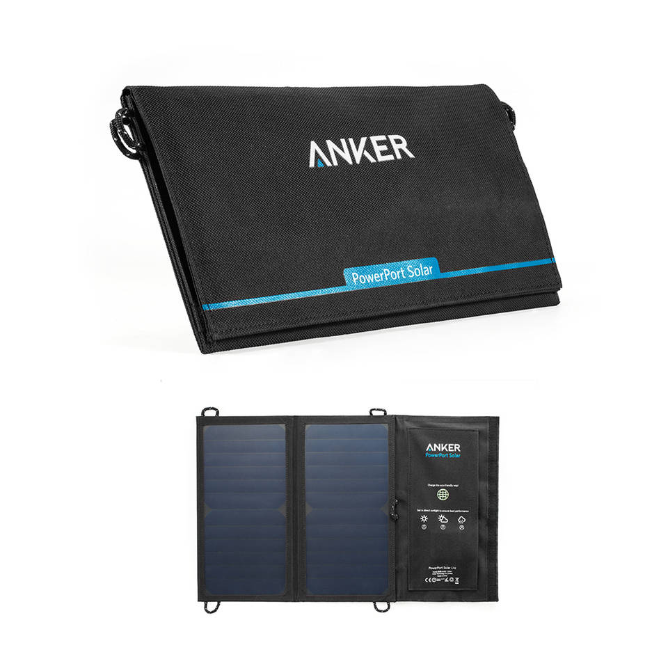Anker PowerPort Solar Lite 2 Ports with PowerIQ
