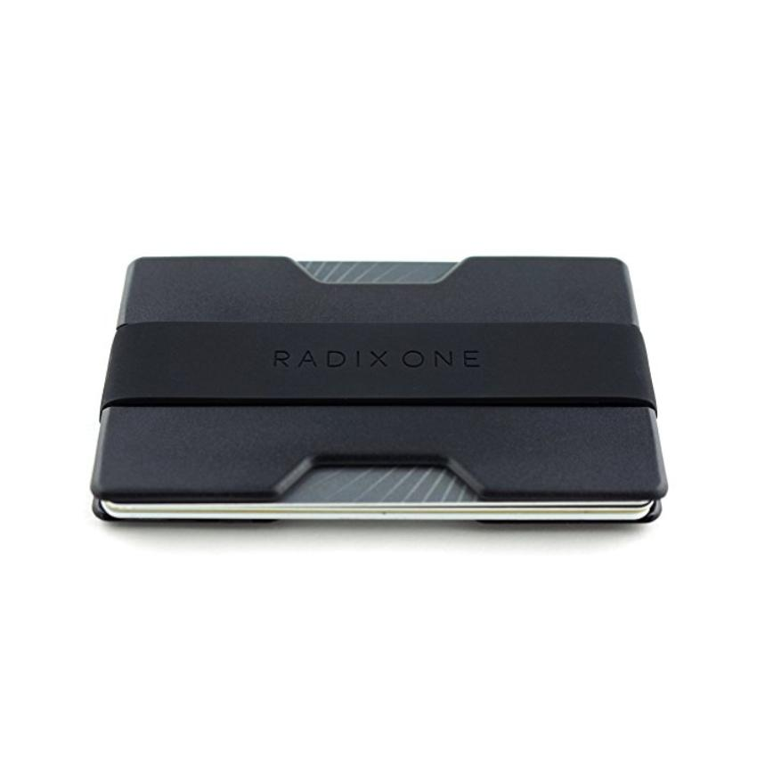 Radix One Slim Wallet - портфейл (черен)