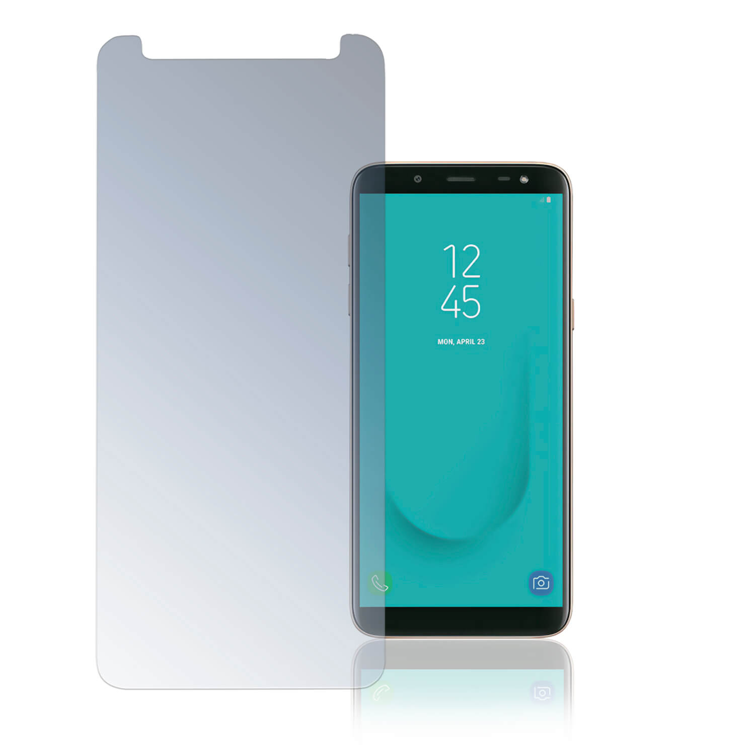 4smarts Second Glass Limited Cover for Samsung Galaxy J6