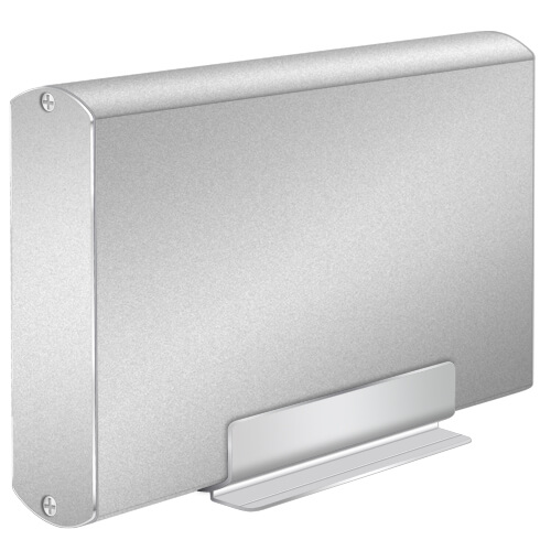 Macally USB 3.0 Enclosure 3.5 SATA HDD - кутия за 3.5 инча SATA HDD