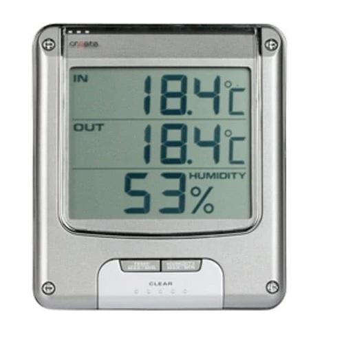 Cresta Weather Station THG300 - метеорологична станция за дома и навън с измерване на температура и влажност