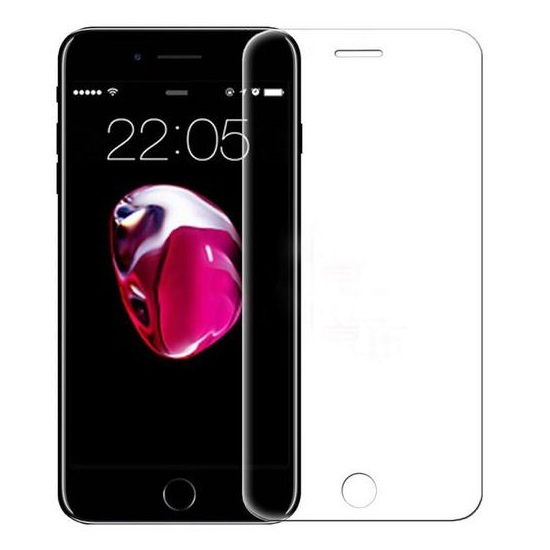 Premium Full Glue 5D Tempered Glass for iPhone 6, iPhone 6S (clear)