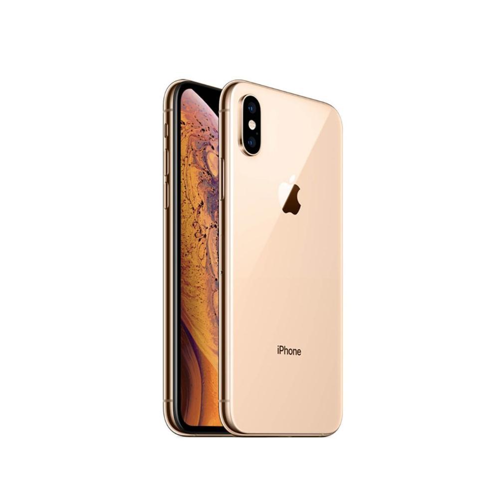 Apple iPhone XS 512GB - фабрично отключен (златист)