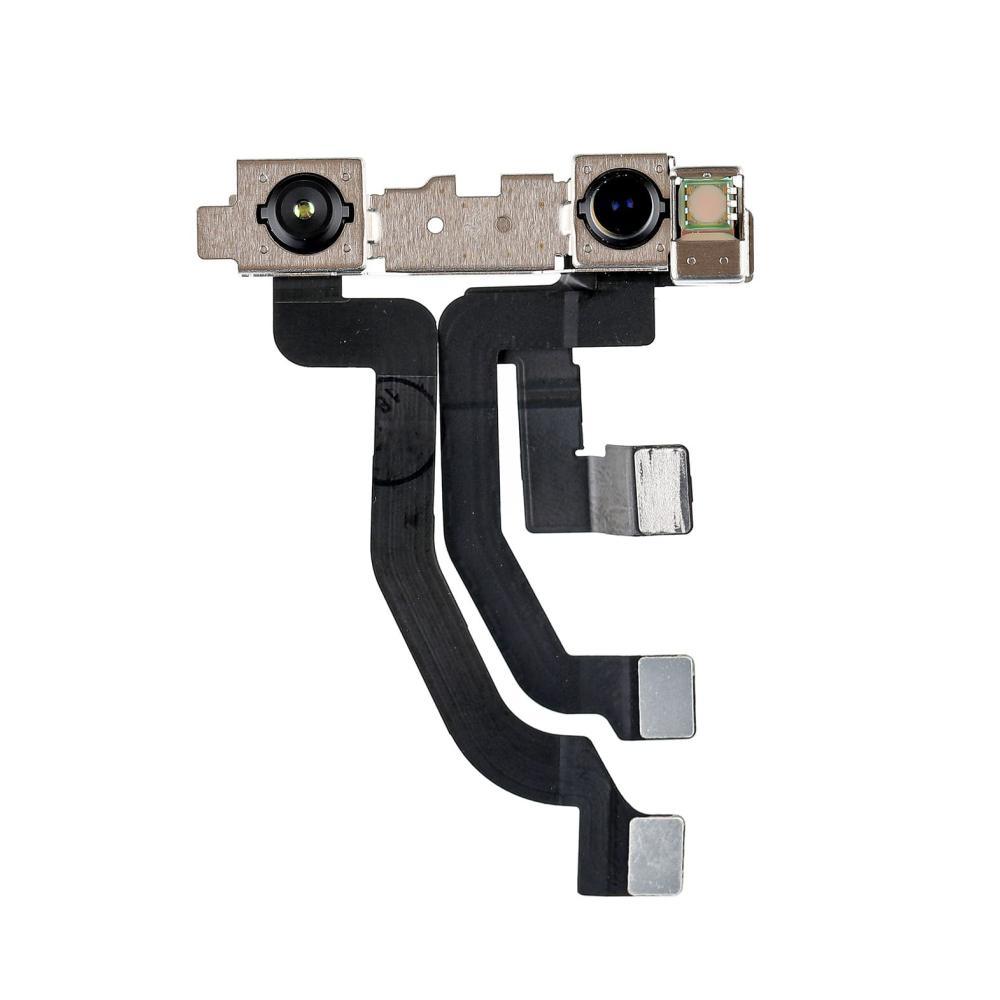 Apple Ambient Sensor Flex Cable Front Camera - оригинален лентов кабел с предна камера и сензор за осветеност за iPhone X