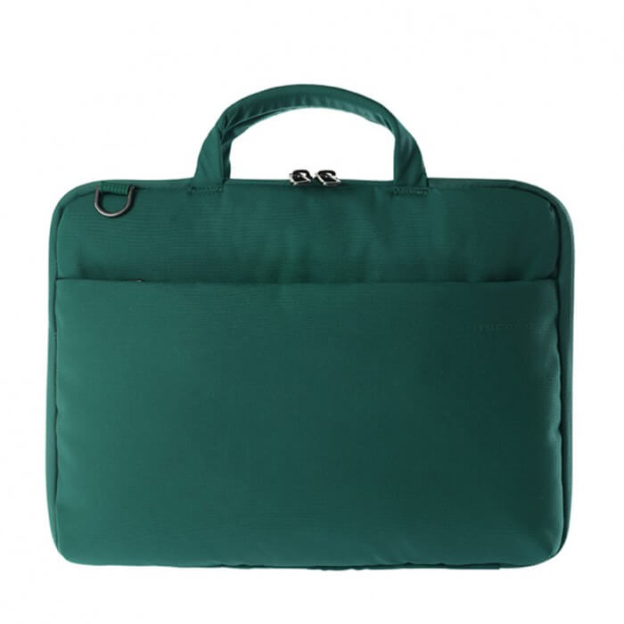 Tucano Darkolor - чанта за MacBook и преносими компютри от 13.3 до 14 инча (зелен)