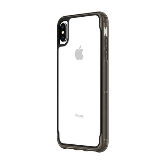 Griffin Survivor Clear Case for iPhone XS Max Clear/Black