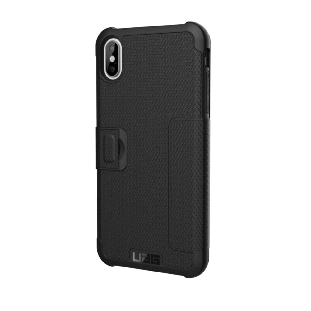 Urban Armor Gear Metropolis Case for iPhone XS Max (black)