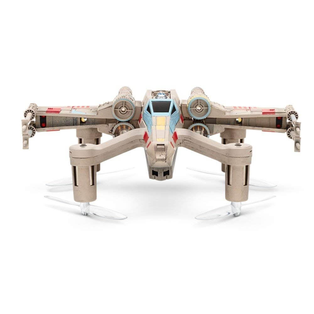 Propel Star Wars T-65 X-Wing Starfighter Collectors Edition - дрон Starfighter от серията Star Wars управляван от iOS или Android