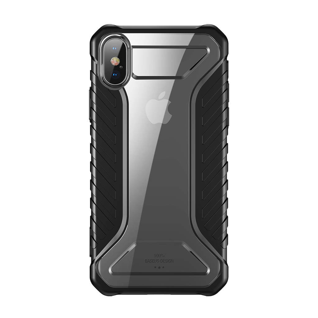 Baseus Michelin Case For iPhone XS Max (Black)
