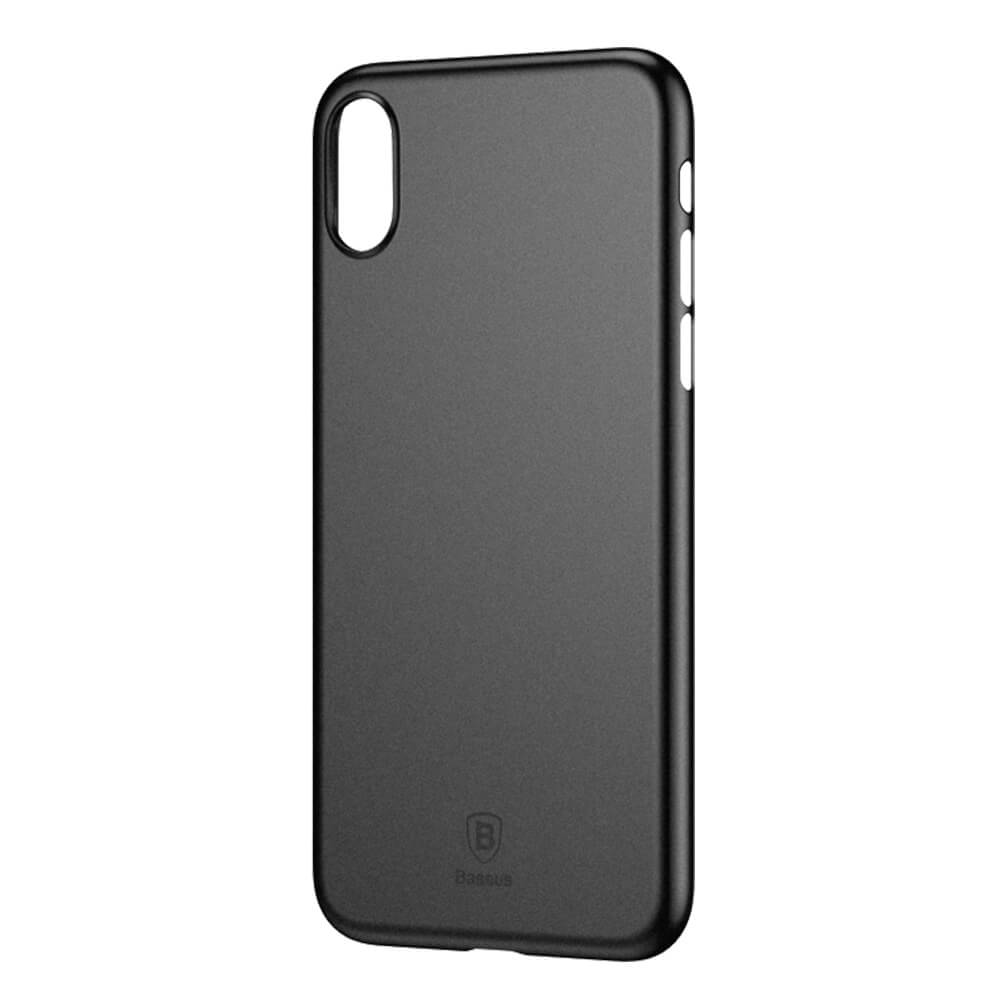 Baseus Wing case for iPhone XS Max (black)