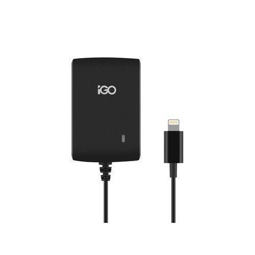 iGo Lightning Wall Charger with Lightning Cable