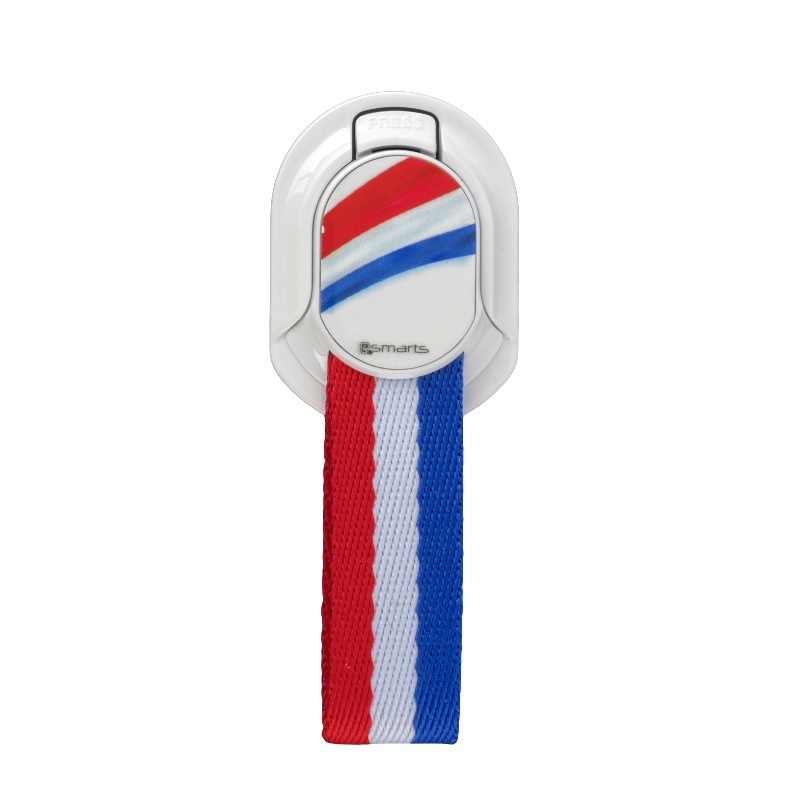 4smarts Loop-Guard Finger Strap Netherlands (бял)