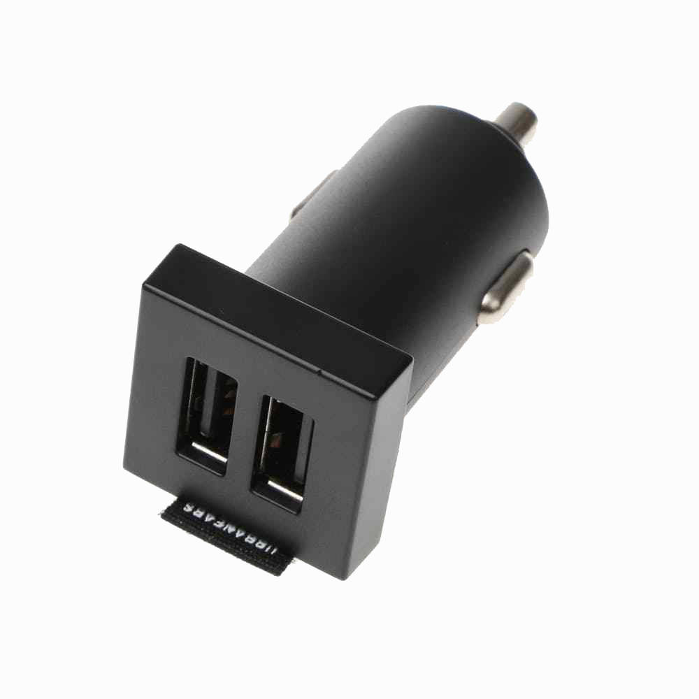Urbanears The Anchored Car Charger 3.1A (black)