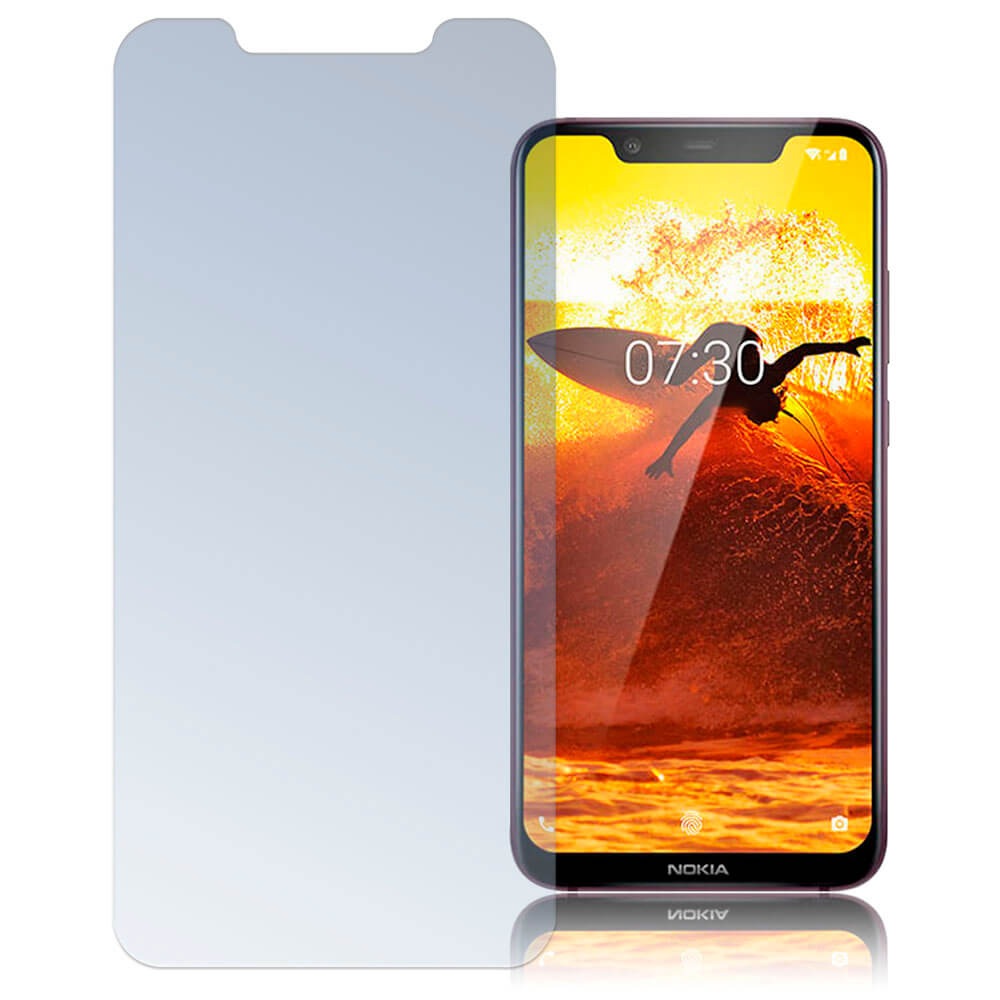 4smarts Second Glass Limited Cover for Nokia 8.1 (transparent)