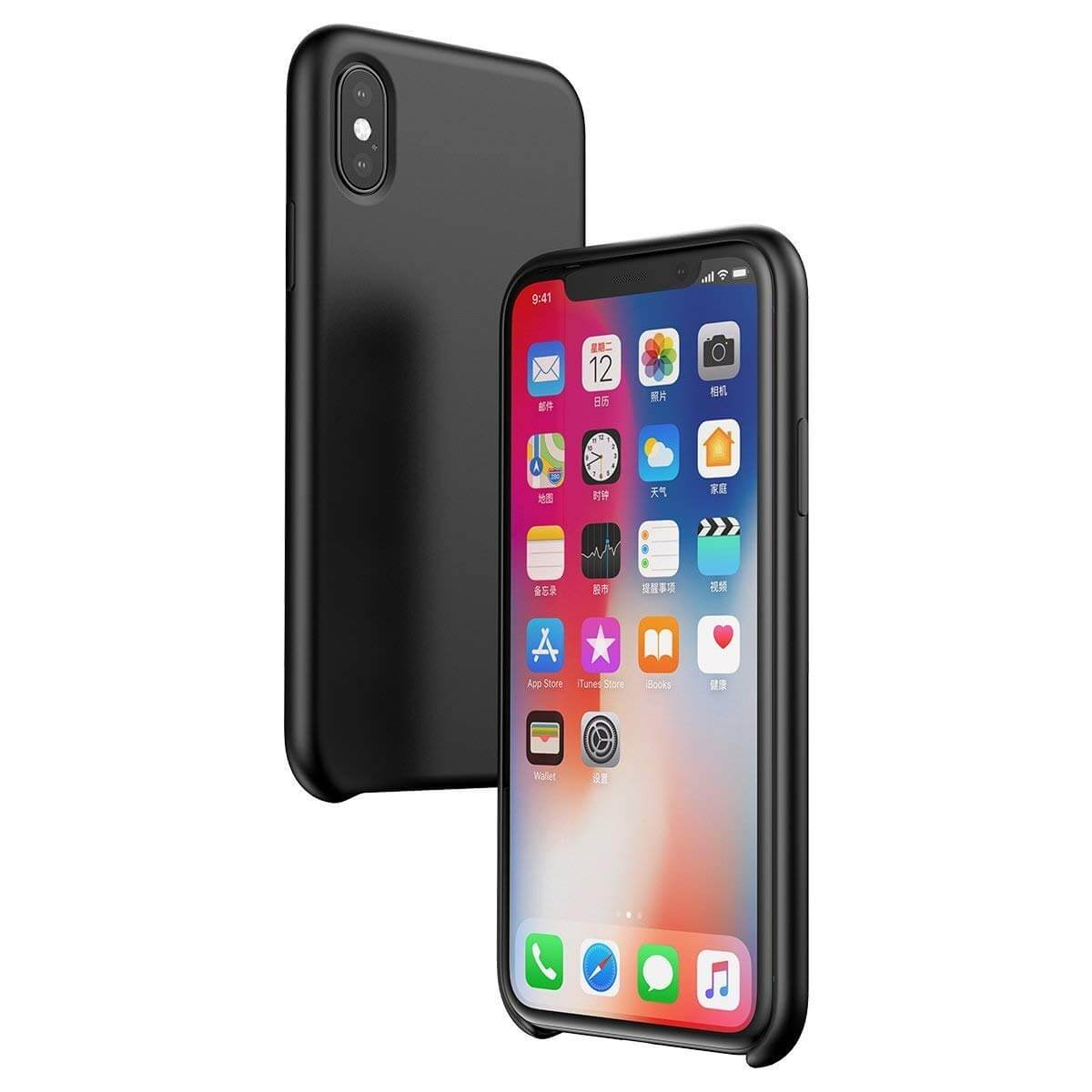 Baseus Original LSR Case for iPhone XS Max (black)