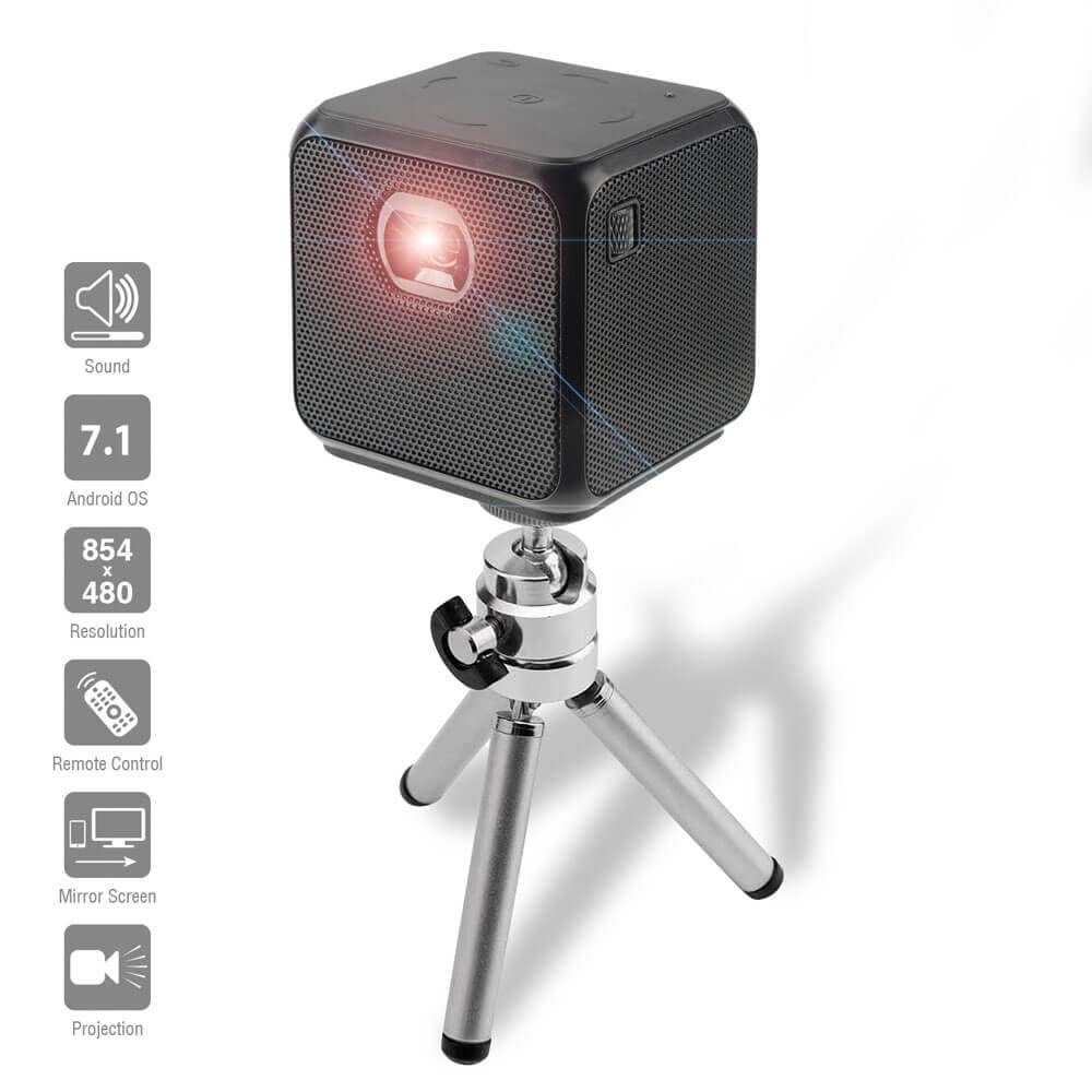 4smarts Pocket Projector with Android OS