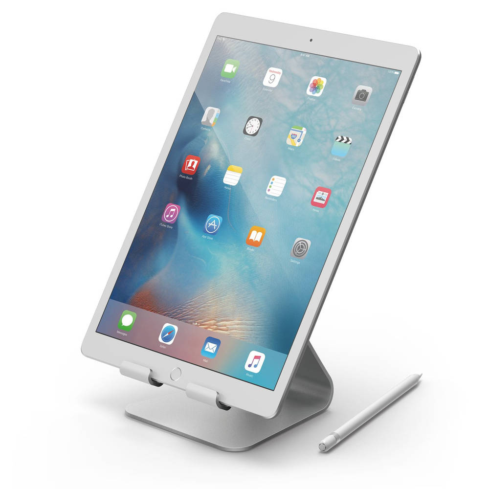 Elago P4 Stand (Silver) for iPad & Tablet PC