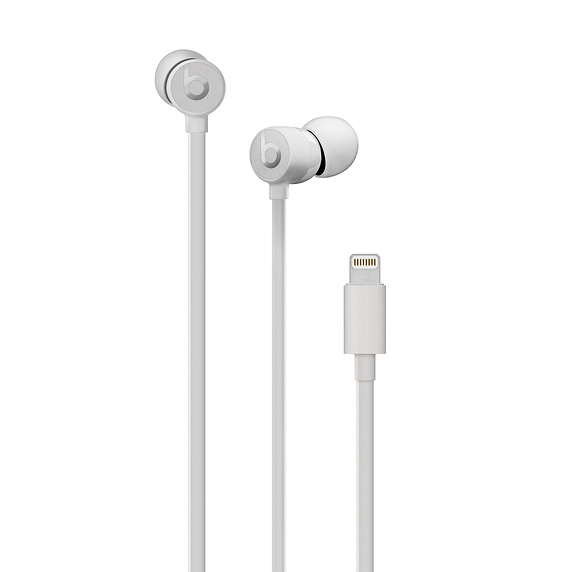 Beats urBeats3 Earphones with Lightning Connector -Satin Silver