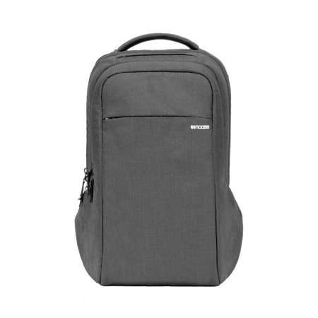 Incase ICON Backpack - елегантна и стилна раница за MacBook Pro 15 и лаптопи до 15 инча (светлосив)